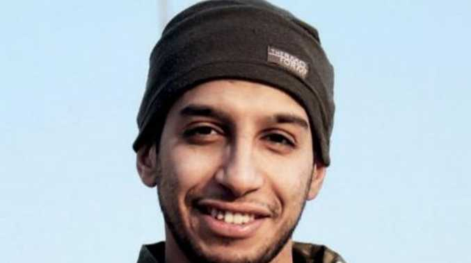 "Abdelhamid Abaaoud has been named by officials as the ""presumed"" mastermind of the attacks"