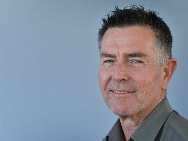 Damian Bathersby, Sunshine Coast Daily Journalist. Photo Patrick Woods / Sunshine Coast Daily