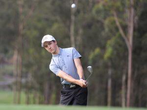 Award-winning Ipswich golfer encouraged by state mentor