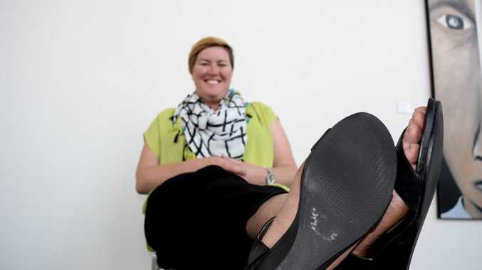 INTRODUCING Fredericks: Owner Melissa Westcott, as well as the face behind Big On Shoes.