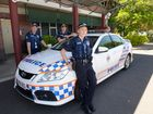 Thin blue line happy to welcome fresh recruits
