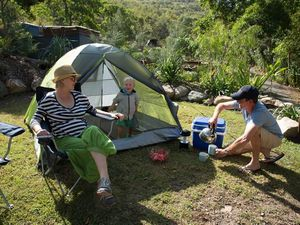 Campsites open up on idyllic Keswick Island