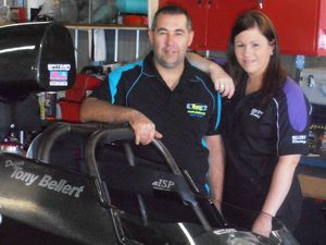 Drag racing siblings hoping to savour title double