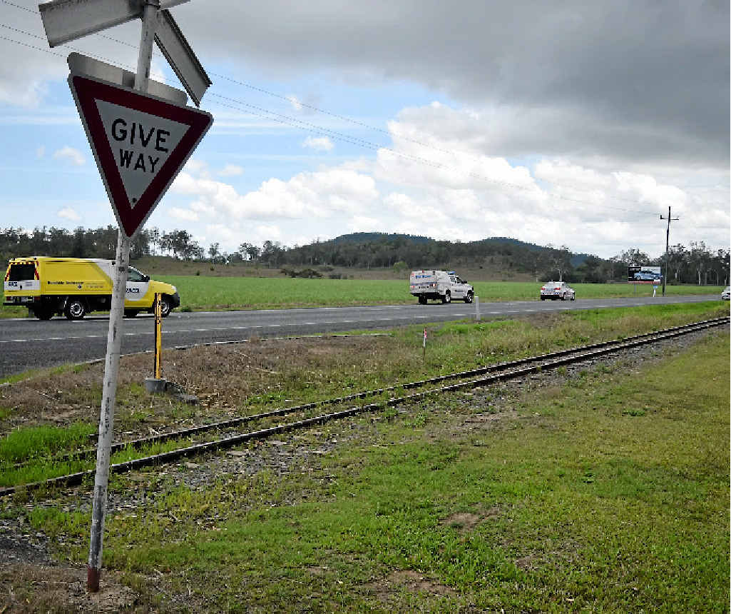NABBED: Whitsunday police get traffic moving once again on Shute Harbour Rd, Mount Marlow.