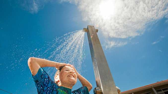 COOL OFF: It's set to be a scorcher this weekend with the mercury predicted to exceed the mid 30s.