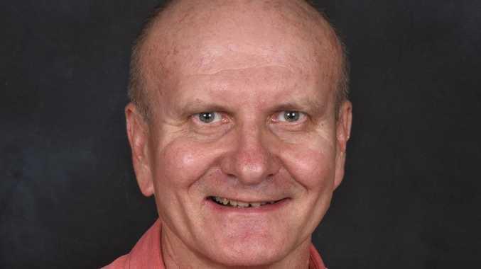 CQUniversity Professor Ken Purnell