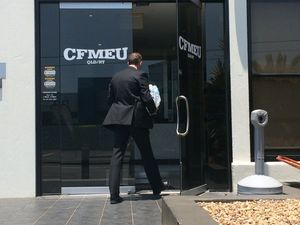 CFMEU Brisbane offices raided by police