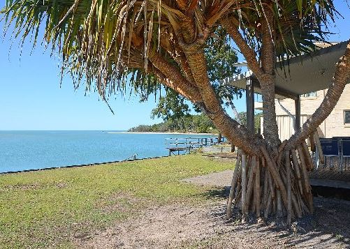 Enjoy the beauty of Toogoom, a 15 minute drive from Hervey Bay.