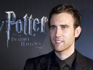 Neville Longbottom Brisbane-bound for Supanova