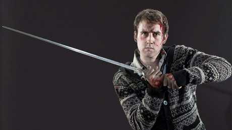 Matthew Lewis as Neville Longbottom