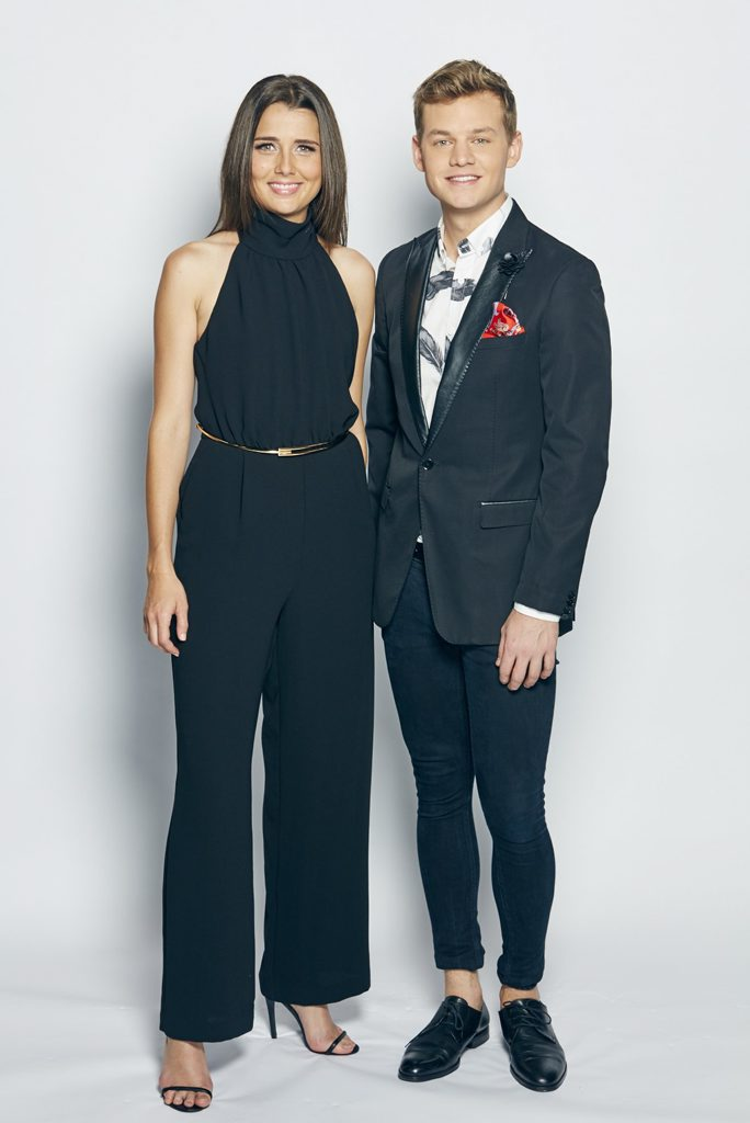 Heather Maltman and Joel Creasey will host I'm A Celebrity... Get Me Out of Here! Now for Channel 10. Supplied by Network Ten.
