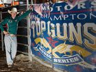Arena manager Brian Duggan is ready for the Top Gun finals this weekend. Photo Allan Reinikka / The Morning Bulletin