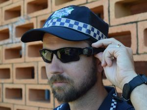 Police-issue cameras