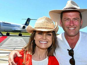 Gympie to piggy-back Sunshine Coast airport benefits