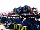 MIRACLE: The Schimke crash of 1999.