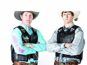 Brothers in arms hungry for PBR redemption