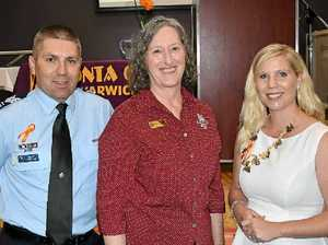 Zonta's 'No Violence Against Women' message heard clearly