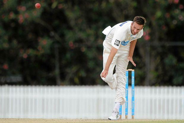FRESH TALENT: NSW bowler Trent Copeland has already represented Australia.