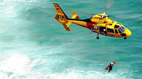 Westpac Life Saver Rescue Helicopter