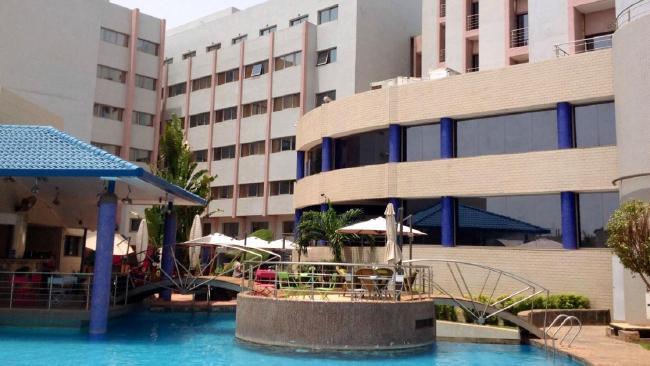 The Radisson Blu Hotel in Bamako. Picture: Tripadvisor