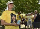 Sister unpacks teddy of murdered teen after 26 years