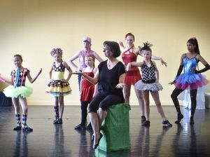Final curtain call for much loved School of Dance teacher