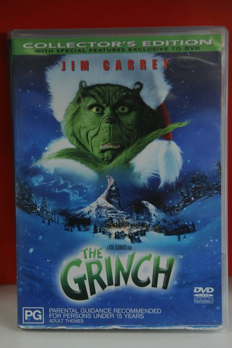 Dr. Seuss' How the Grinch Stole Christmas was released in 2000.