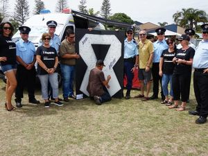 Yamba stands united against DV
