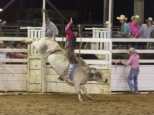 NRA rodeo finals