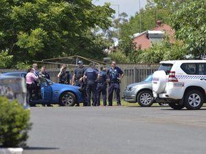 Gun-wielding trio flees after shot fired into home