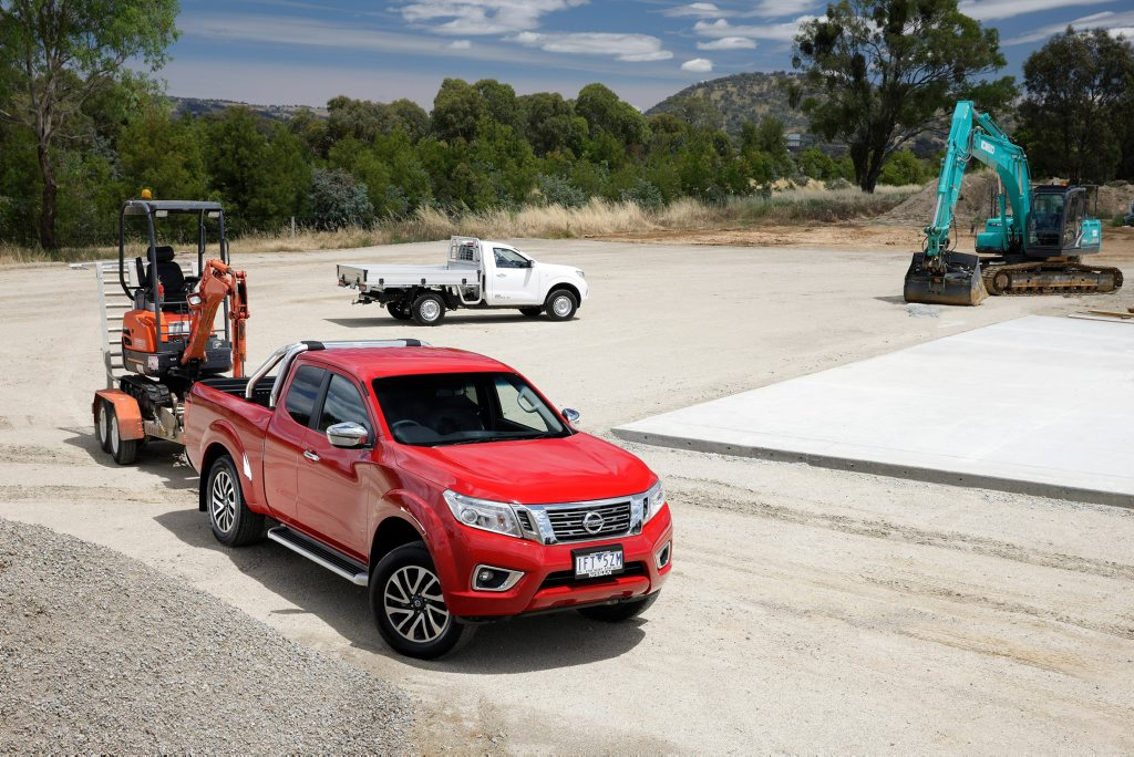 Nissan Navara NP300 King Cab. Photo: Contributed