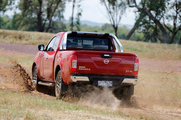 Nissan Navara NP300 King Cab. Photo: Contributed