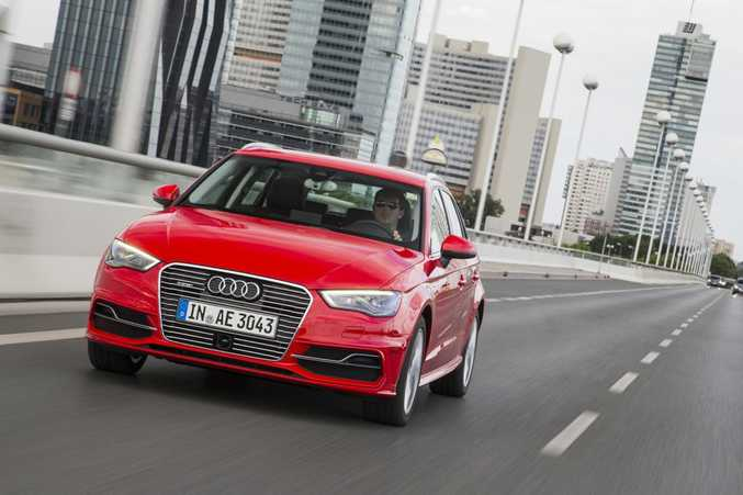 Audi A3 Sportback e-tron. Photo: Contributed