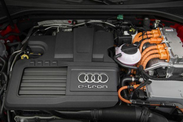 Audi A3 Sportback e-tron. Photo: Contributed