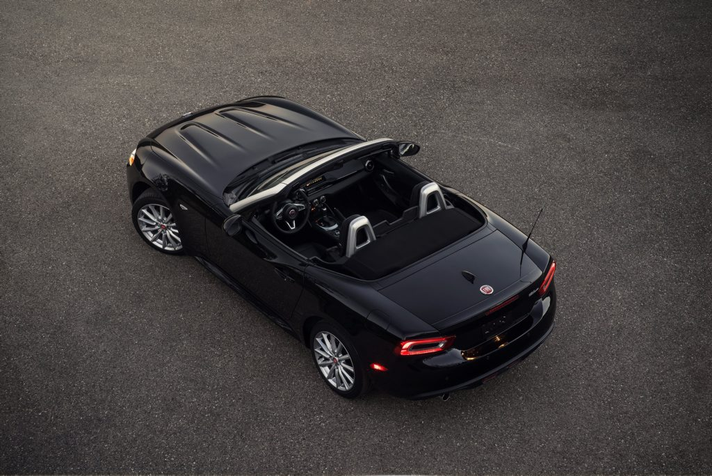 Fiat 124 Spider. Photo: Contributed