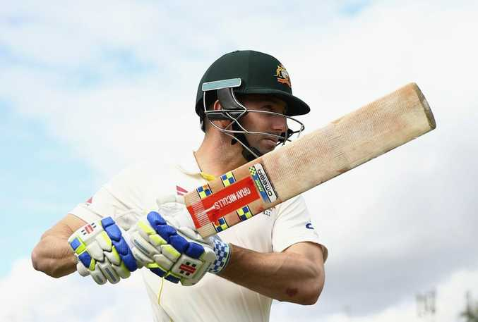 Shaun Marsh will play his 16th Test match at the Adelaide Oval, starting Friday. Photo: Getty Images