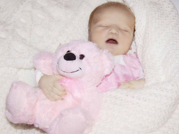Baby Grace died from the bacteria group B streptococcus.