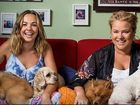 Angie and Yvie from Gogglebox are not happy over the treatment of those with disabilities.