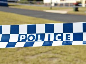 Two men injured at Bongaree overnight