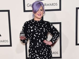 Man hunt for Kelly Osbourne