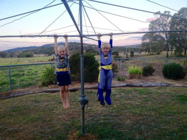 Have you snapped a happy snap of the region recently? We'd love to see your pics. Share your photos on our Facebook page to have your images printed in paper. Thank you to all our reader for sharing these images with us. Elisha Rowling - Just hanging around