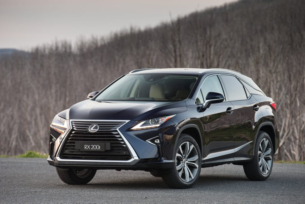 LUXURY LEXUS: Larger RX SUV is full of standard kit, but prices are up across the range