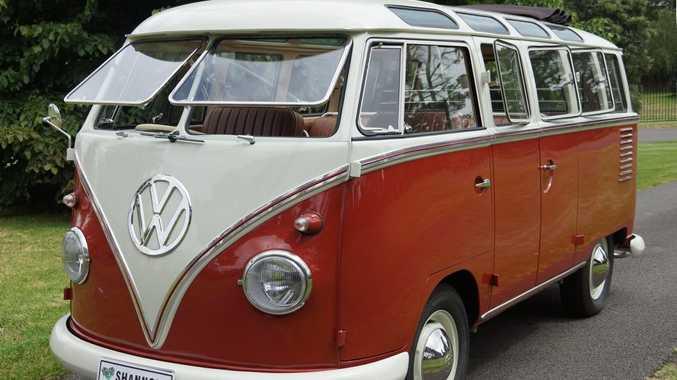 1960 VW split-screen Kombi Samba Bus. Photo: Contributed.