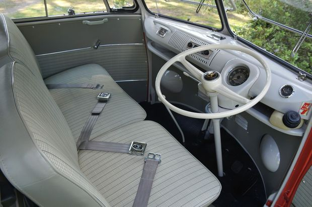 FIT FOR A KING: Not really the luxury of most $158,000 cars, but you can't argue it's a stylish old thing.