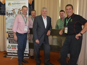 Garden City beefs up for inaugural expo