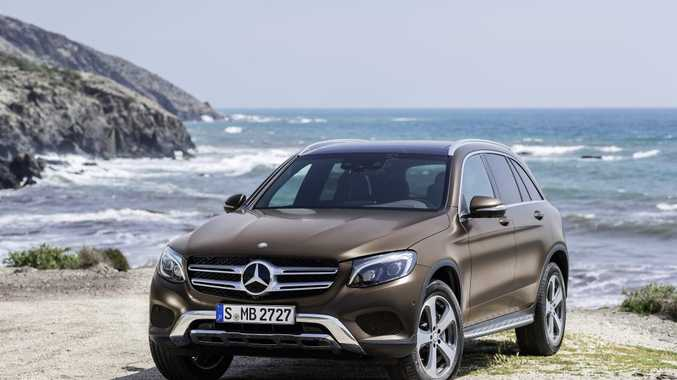 Mercedes-Benz GLC 250d (overseas model shown). Photo: Contributed.