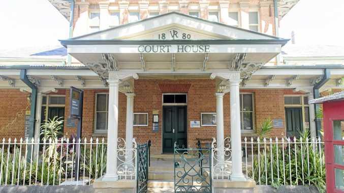 Grafton Courthouse.