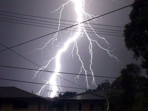 The great Ipswich lightning show