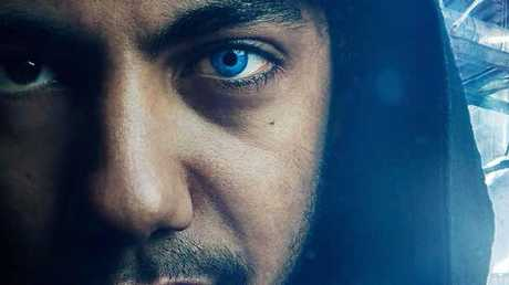 The ABC ventures into sci-fi with the drama Cleverman.