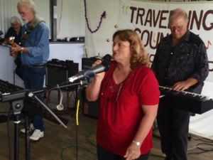Travelling Country Music Club social